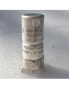 25uF-385V