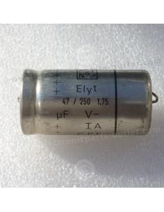 47uF-250V  Elyt