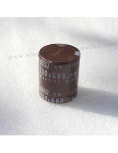 680uF-200V-rad  KM Flash Cap