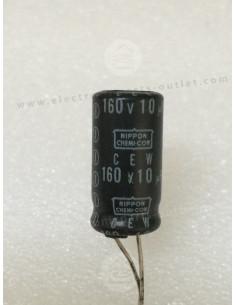 10u-160V  CEW