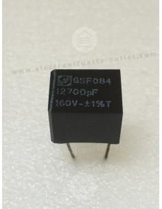 12700pF-1%-160V  GSF084