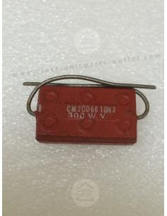 680pF-5%  NOS Silver Mica