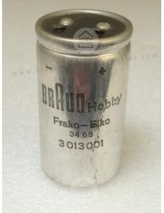 400uF-360V  (Flash capacitor)