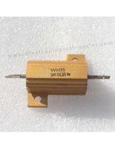 Wirewound  5K-25W-5%