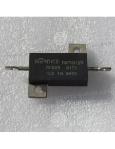 RFK25 Bulk Metal 1K3 2W 1%