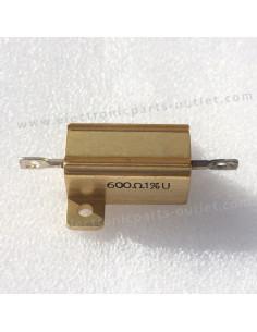 Wirewound  600Ohm-25W-1%
