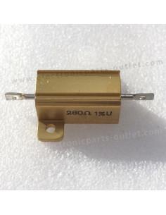 Wirewound  280Ohm-25W-1%