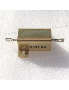 Wirewound  210Ohm-25W-1%