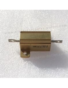 Wirewound  180Ohm-25W-1%