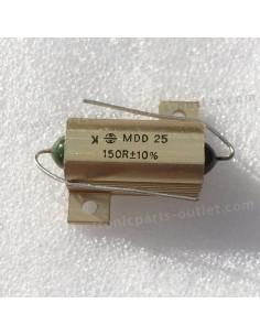 Wirewound  150Ohm-25W-10%