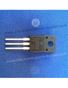 2SD2058Y Hfe 100-200