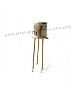 BC177B   45V – 0.2A – 0.3W...