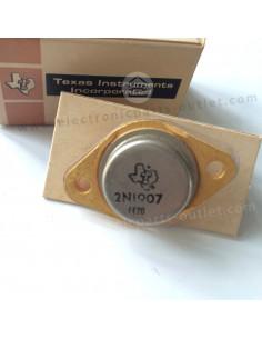 Transistor 2N1907  br /  Texas Instruments PNP-100V-20A-60W