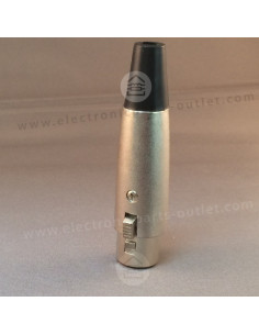 XLR 3P plug Female long...