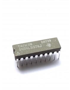 TI - SN54LS374J - OCTAL...
