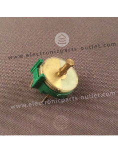 Folie trimmer 6-120pF Printmontage, speciale as