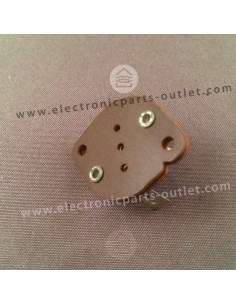 Transistor voet  epoxy