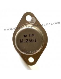 MJ2501 PNP-80V-10A-150W