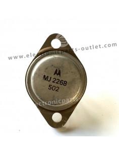 MJ2268 PNP-55V-5A-150W
