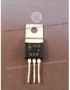 BD977  NPN – 80V – 1A –...