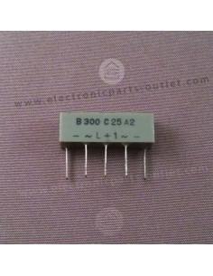 B300C25A2  300V